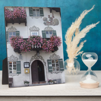 Germany, Bavaria;  German beer, village inn Photo Plaque