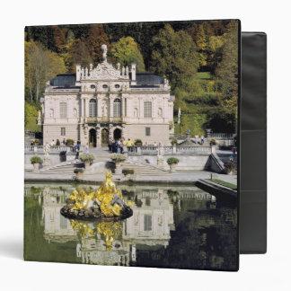Germany, Bavaria, Linderhof Castle. Linderhof Binder