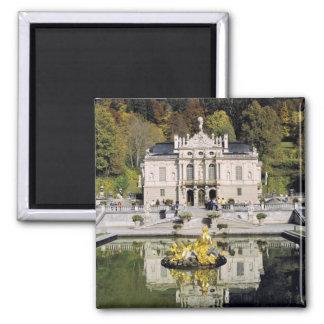 Germany, Bavaria, Linderhof Castle. Linderhof Magnet
