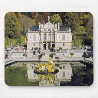Germany, Bavaria, Linderhof Castle. Linderhof Mouse Pad
