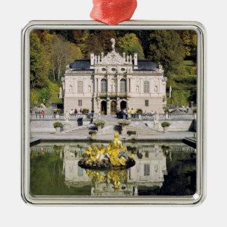 Germany, Bavaria, Linderhof Castle. Linderhof Christmas Tree Ornament