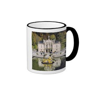 Germany, Bavaria, Linderhof Castle. Linderhof Ringer Mug