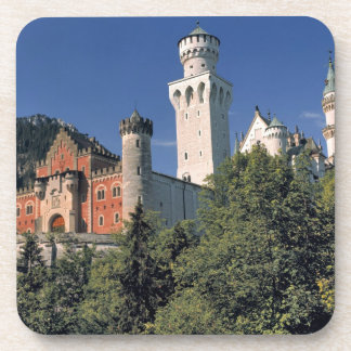 Germany, Bavaria, Neuschwanstein Castle. Coaster