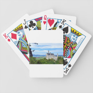 Germany, Bavaria, Neuschwanstein castle -eop Bicycle Playing Cards
