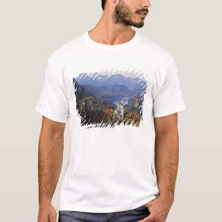 Germany, Bavaria, Neuschwanstein Castle. King T-Shirt