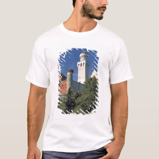 Germany, Bavaria, Neuschwanstein Castle. T-Shirt