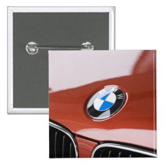 Germany, Bayern-Bavaria, Munich. BMW Welt Car 2 Button