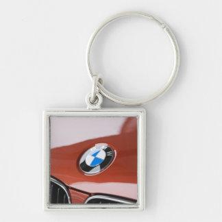 Germany, Bayern-Bavaria, Munich. BMW Welt Car 2 Keychain