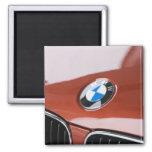 Germany, Bayern-Bavaria, Munich. BMW Welt Car 2 Refrigerator Magnets