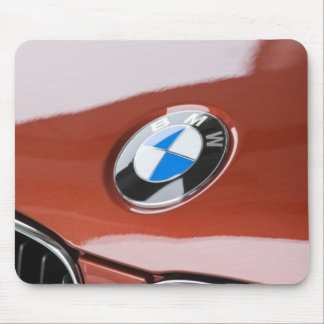 Germany, Bayern-Bavaria, Munich. BMW Welt Car 2 Mouse Pad