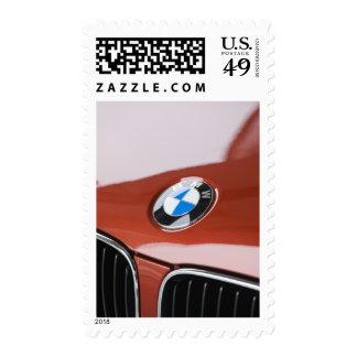 Germany, Bayern-Bavaria, Munich. BMW Welt Car 2 Postage