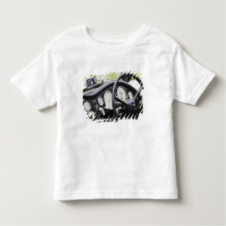 Germany, Bayern-Bavaria, Munich. BMW Welt Car 3 Toddler T-shirt