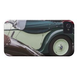Germany, Bayern-Bavaria, Munich. BMW Welt Car 4 iPhone 4 Case