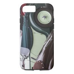 Germany, Bayern-Bavaria, Munich. BMW Welt Car 4 iPhone 8/7 Case