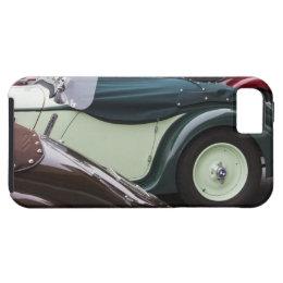 Germany, Bayern-Bavaria, Munich. BMW Welt Car 4 iPhone SE/5/5s Case