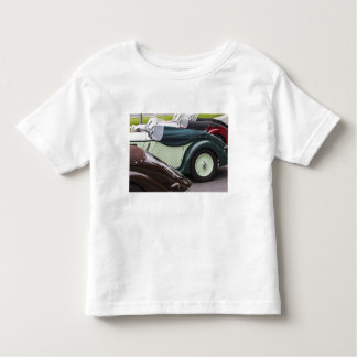 Germany, Bayern-Bavaria, Munich. BMW Welt Car 4 Toddler T-shirt
