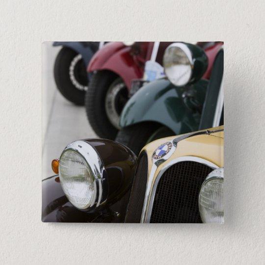 Germany, Bayern-Bavaria, Munich. BMW Welt Car 5 Button