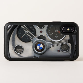 Germany, Bayern-Bavaria, Munich. BMW Welt Car OtterBox Symmetry iPhone X Case