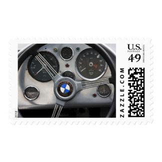 Germany Bayern-Bavaria Munich BMW Welt Car Stamp