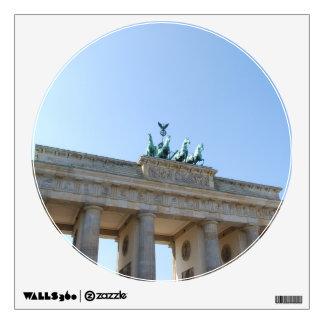 Germany, Berlin. Brandenburg Gate Wall Sticker
