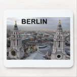 Germany Berlin (Kan.K) Mouse Pad