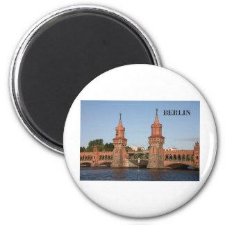 Germany Berlin Oberbaumbrucke (St.K.) Magnet