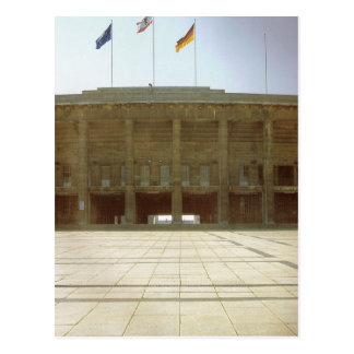 Germany, Berlin, Olympic Stadium Postcard