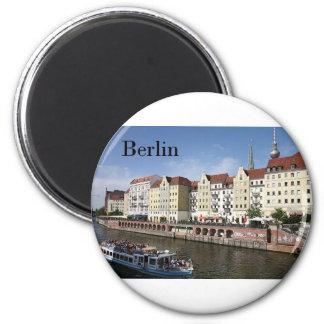 Germany Berlin (St.K) 2 Inch Round Magnet