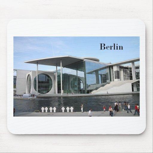 Germany Berlin (St.K) Mouse Pad