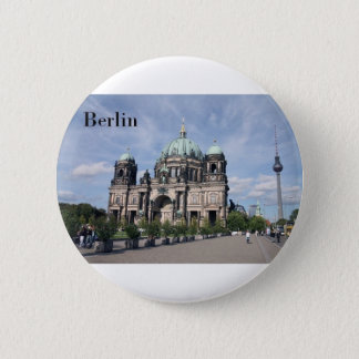 Germany Berlin (St.K) Pinback Button