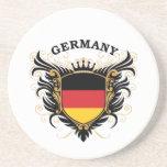 Germany Beverage Coaster
