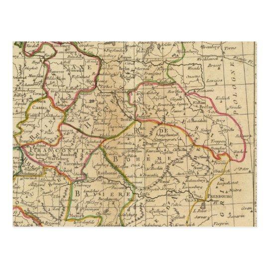 Germany, Bohemia Postcard