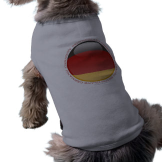 Germany Bubble Flag Tee