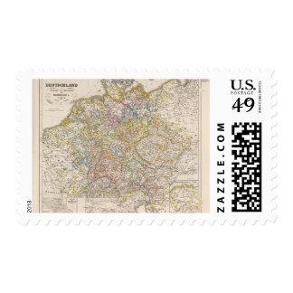 Germany by Rudolf von Habsburg Stamp