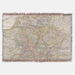 Germany by Rudolf von Habsburg Throw