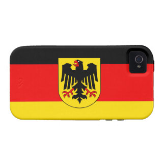 GERMANY CASE FOR THE iPhone 4
