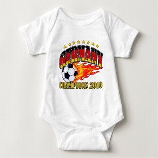 Germany Champions Baby Bodysuit