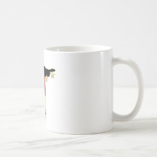 Germany Champions Deutschland Christus Erlöser Classic White Coffee Mug