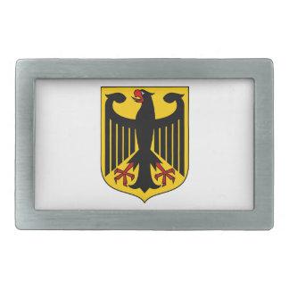 Germany Coat of Arms Rectangular Belt Buckles