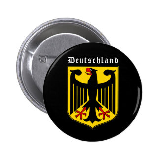 Germany Coat of Arms Pinback Buttons