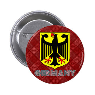 Germany Coat of Arms Button