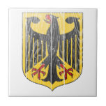 Germany Coat Of Arms Ceramic Tiles
