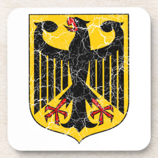 Germany Coat Of Arms Coaster