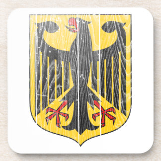 Germany Coat Of Arms Drink Coaster
