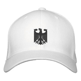 "Germany ""Coat of Arms"" Embroidered Cap"