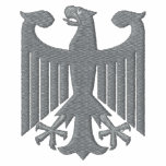 """Germany """"Coat of Arms"""" Embroidered Sweatshirt"""