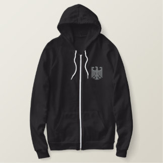"Germany ""Coat of Arms"" Embroidered Sweatshirt"
