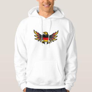 Germany coat of arms hoodie