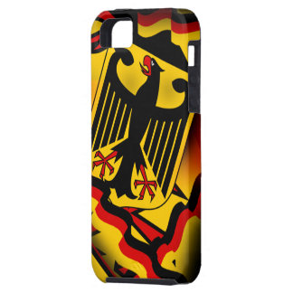 Germany Coat of Arms Iphone 5 Case-Mate Case