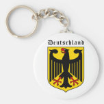 Germany Coat of arms Keychain
